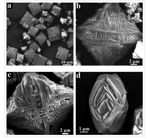 Hierarchical Three-Dimensional Cobalt Phosphate Microarchitectures: Large-Scale Solvothermal Synthesis, Characterization, and Magnetic and Microwave Absorption Properties