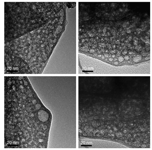 Mesoporous indium oxide synthesized via a nanocasting route